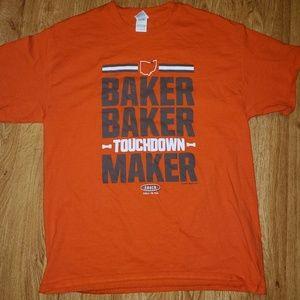 Baker Mayfield Cleveland Browns Tee Gildan sz Lg